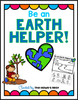 Earth Day: Be an Earth Helper!