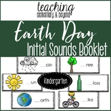 Initial Sounds Book for Emergent Readers {Earth Day}