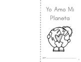 Earth Day Book (Libro de Dia de la Tierra) Recycle, Reduce