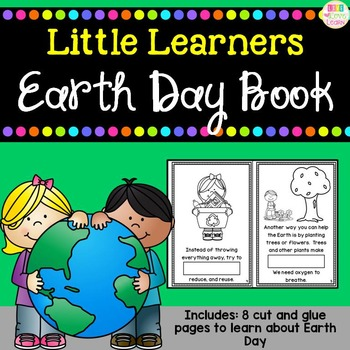 Earth Day Book - for Little Learners