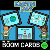 Earth Day Boom Cards™ Distance Learning