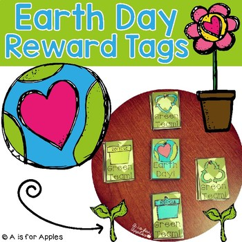 Brag Tags for Earth Day!