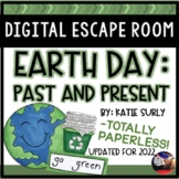 Earth Day Breakout: Digital Escape Room