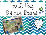 Earth Day Bulletin Board Set
