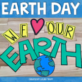 Earth Day Bulletin Board and Activity Kit