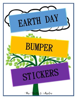 Bumper Sticker Template Worksheets Teaching Resources Tpt