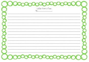 Earth Day Literacy Activities - Bundle