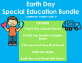 Earth Day Special Education Bundle