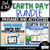 Earth Day Bundle | Earth Day Passages and Activities