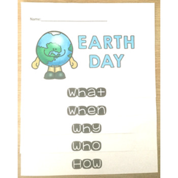 Earth Day Bundle Reduce Reuse Recycle Activities