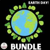 Earth Day Bundle Self-Grading Google Forms Digital Quizzes
