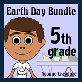 Earth Day Bundle for Fifth Grade Endless