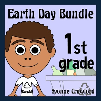 Earth Day Bundle for First Grade Endless