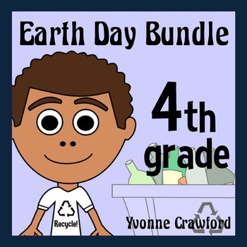Earth Day Bundle for Fourth Grade Endless