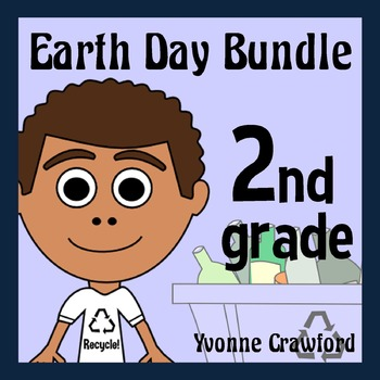 Earth Day Bundle for Second Grade Endless