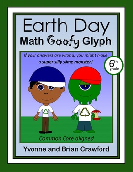 Earth Day Bundle for Sixth Grade Endless