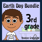 Earth Day Bundle for Third Grade Endless