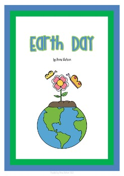 Earth Day Bundle for Young Learners