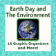 Earth Day Bundle Informational Texts Activities Graphic Organizers
