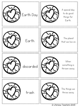 Earth Day!: CCSS Aligned Leveled Reading Passages and Activities Level J-M