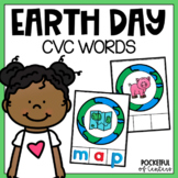 Earth Day CVC Sound Boxes