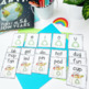 Earth Day CVC Word Sorts Pack: Literacy Center Activities