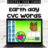 Earth Day CVC Words for Google Slides™