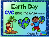 Earth Day CVC Write the Room