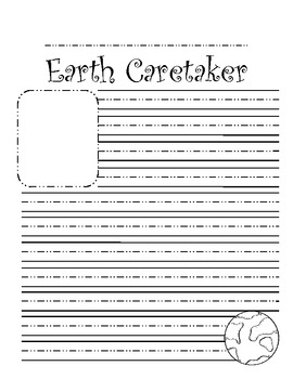 Earth Day Caretaker