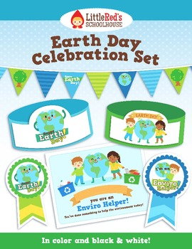 Earth Day Celebration Set