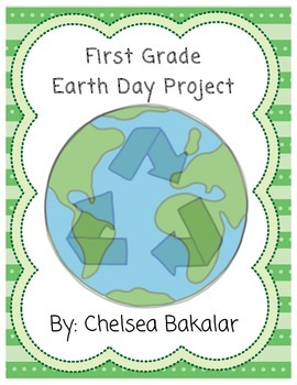 Earth Day Cereal Box Project