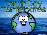 Earth Day Certificates + BONUS