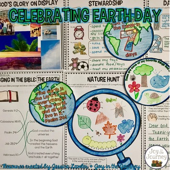 Earth Day Christian Activities
