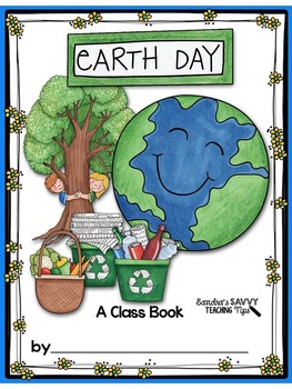 Earth Day Class Book