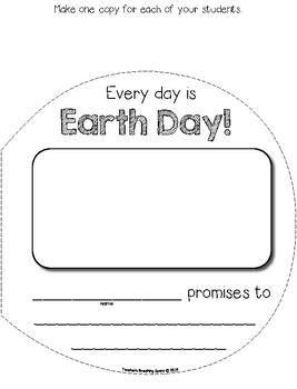 Earth Day Class Book ***FREEBIE***