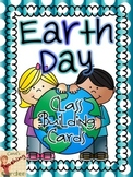 Earth Day Kagan Classbuilding Activity Cards