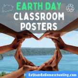 Earth Day Classroom Posters
