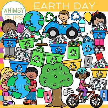 Earth Day Clip Art