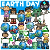 Earth Day Clip Art Bundle {Educlips Clipart}