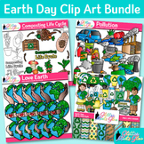 Earth Day Clipart Bundle: Pollution, Conservation Graphics {Glitter Meets Glue}