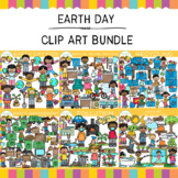 Earth Day Clip Art Bundle