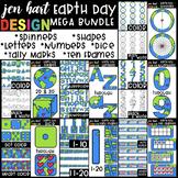 Earth Day Clip Art -Mega BUNDLE {jen hart Clip Art}