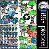 Earth Day Clipart MEGA Set