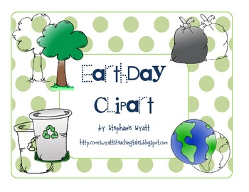 Earth Day Clipart Mini Pack