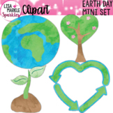 Earth Day Clipart Watercolor