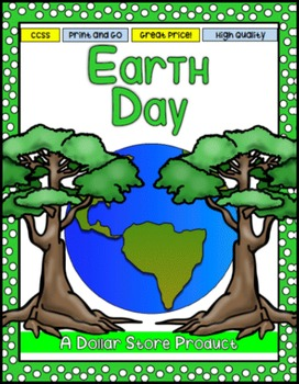 Earth Day Close Read for Grades 2-3