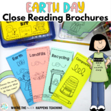 Earth Day Close Reading Passages with Questions