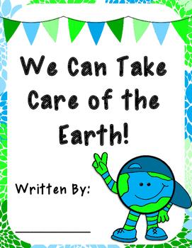 Earth Day Collaborative Class Book {PreK-2}