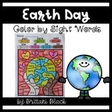 Earth Day- Color by Code