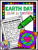 Earth Day Color-by-Emotion